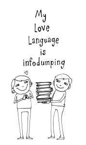 Infodumping