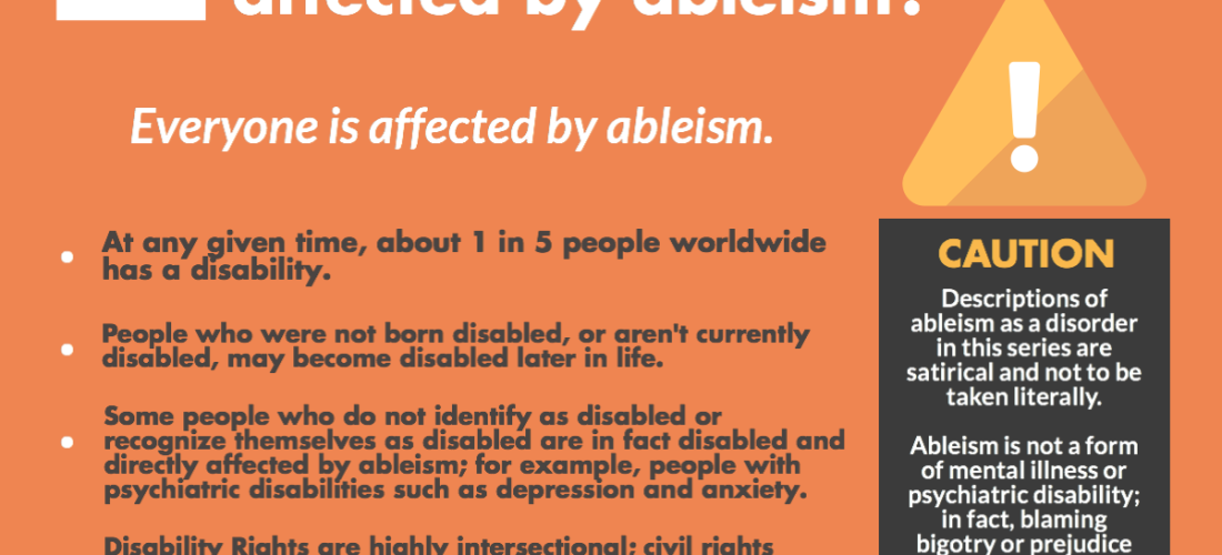How many people are affected by ableism? – Erin Human