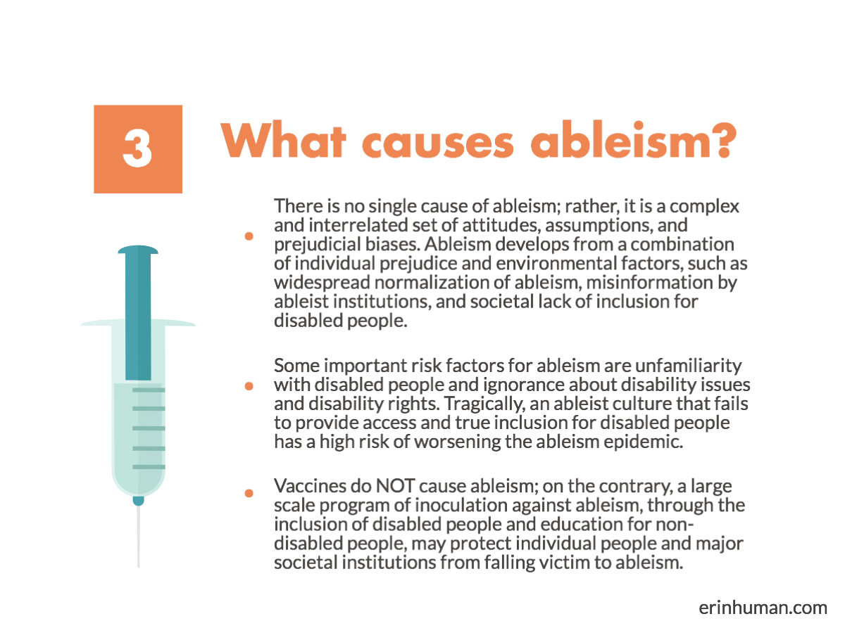 How to Fight Ableism as a Nondisabled Person How to Fight Ableism as a Nondisabled Person new images